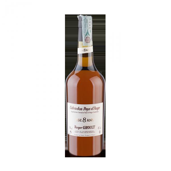 Calvados Pays d'Auge Age 8 Ans