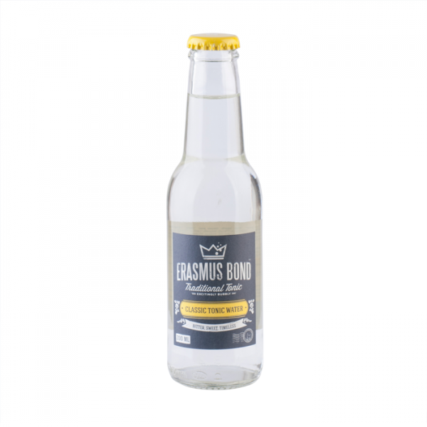Erasmus Bond Classic Tonic Water